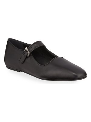 THE ROW Ava Mary Jane Ballerina Flats