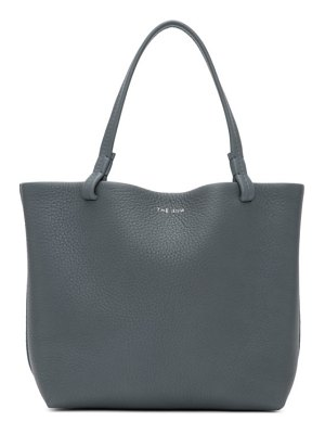 THE ROW blue small park tote