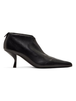 THE ROW Bourgeoise Ankle Boots