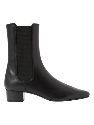 THE ROW British Chelsea ankle boots