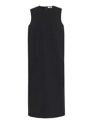 THE ROW chippo scuba midi dress