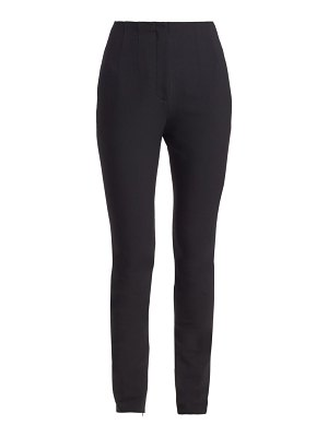 THE ROW corso ankle-zip trousers