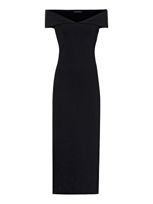 THE ROW delmi scuba dress