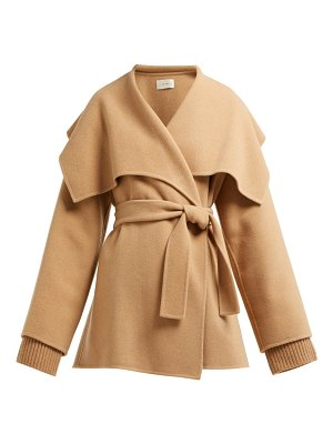 THE ROW disa oversized cashmere-blend jacket