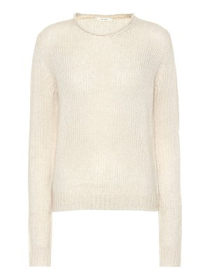 THE ROW droi cashmere-blend sweater