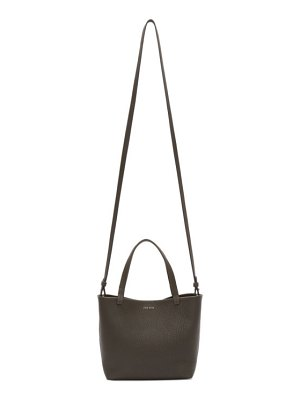 THE ROW grey small park tote