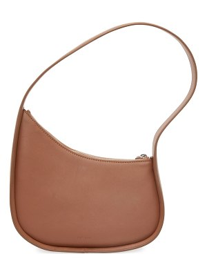 THE ROW Half Moon Hobo Bag in Calfskin Leather