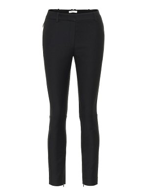 THE ROW jodhpur slim cotton-blend pants
