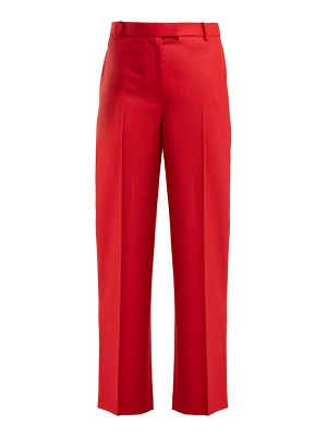 THE ROW lada tailored wool-crepe trousers