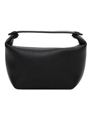 THE ROW Les bains smooth leather bag