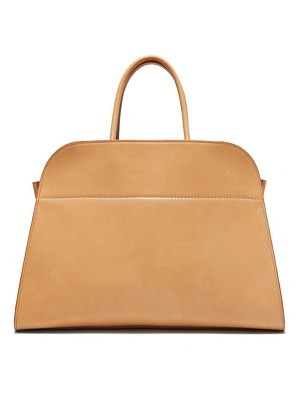 THE ROW margaux 15 medium leather tote bag