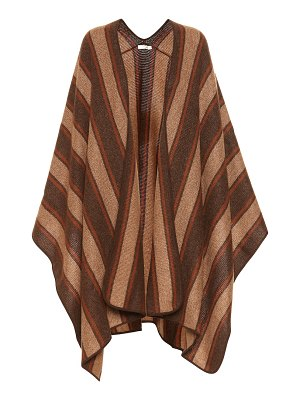THE ROW merlyn cashmere and silk cape
