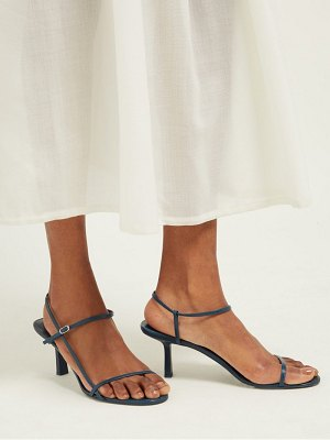 THE ROW mid heel slingback sandals