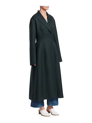 THE ROW morison wool-blend coat