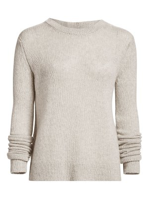 THE ROW muriel ribbed cashmere sweater