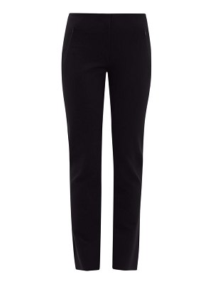 THE ROW nicolai stretch-crepe trousers