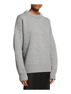 THE ROW Ophelia Wool-Cashmere Sweater