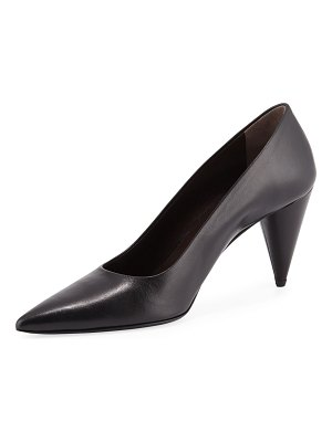 THE ROW Pointed Cone-Heel Pumps