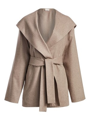 THE ROW reyna cashmere wrap jacket