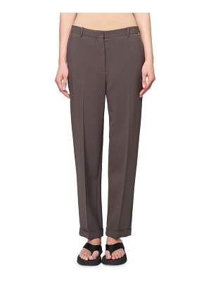 THE ROW Rondi Techno Stretch Pants