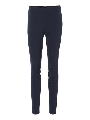 THE ROW rosso stretch wool crêpe pants