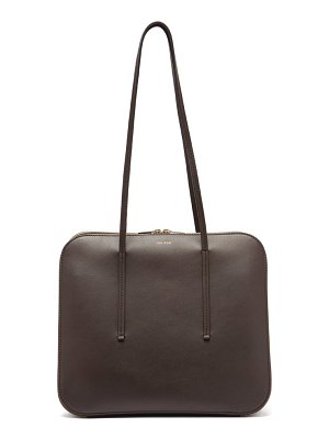 THE ROW siamese smooth-leather shoulder bag
