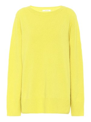 THE ROW sibel wool and cashmere sweater