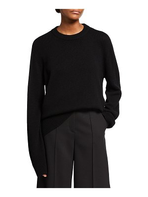 THE ROW Sibem Wool-Cashmere Sweater
