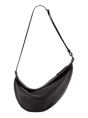 THE ROW Slouchy Banana Large Leather Crossbody Bag