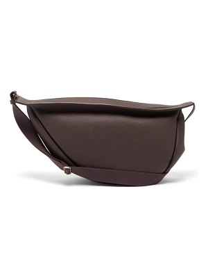 THE ROW slouchy banana leather cross-body bag