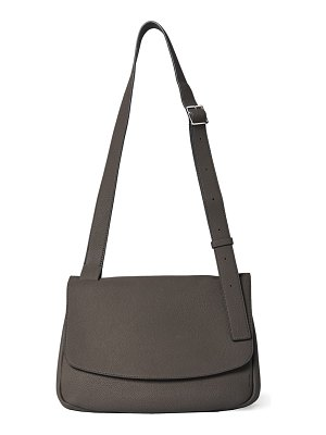 THE ROW small mail leather shoulder bag