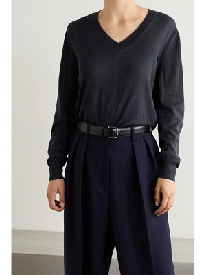 THE ROW stockwell cashmere sweater