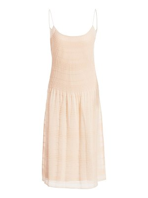 THE ROW tanya spaghetti-strap dress