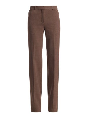 THE ROW terrance stretch-virgin wool trousers
