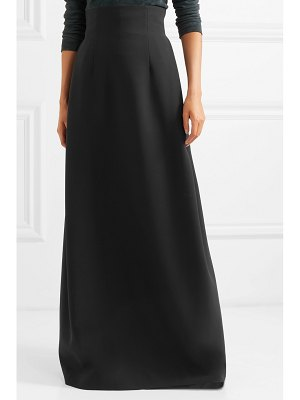 THE ROW tessy wool-blend maxi skirt