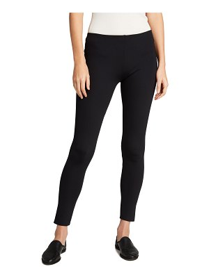 THE ROW Woolworth Mid-Rise Ankle Leggings