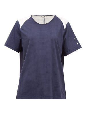 THE UPSIDE anini stretch-jersey cropped t-shirt