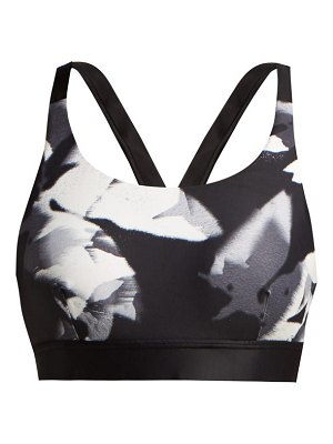 THE UPSIDE anna floral print sports bra