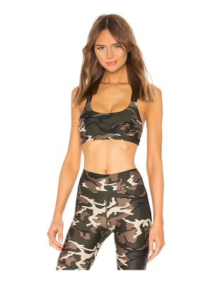 THE UPSIDE Camo Alex Bra