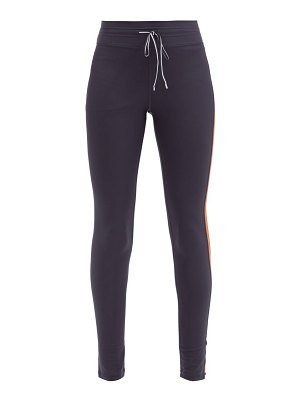 THE UPSIDE clementine stretch-jersey leggings
