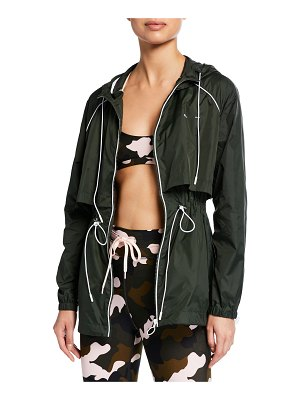THE UPSIDE Ella Hooded Parka Jacket