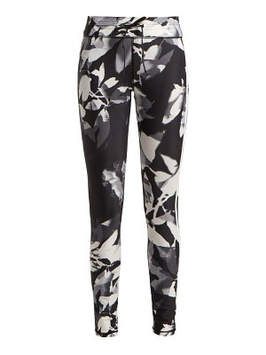 THE UPSIDE floral print high rise performance leggings