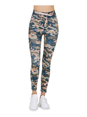 THE UPSIDE Himalaya Camo Midi Pants