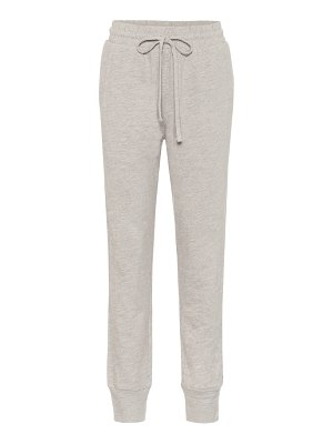 THE UPSIDE long island cotton trackpants