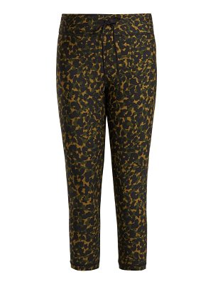 THE UPSIDE Nyc Leopard Camo Print Leggings