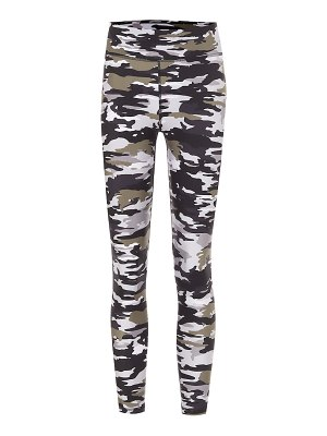 THE UPSIDE pearl camo mid-rise leggings