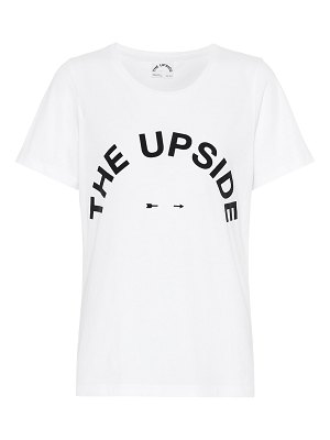 THE UPSIDE the upside tee cotton t-shirt