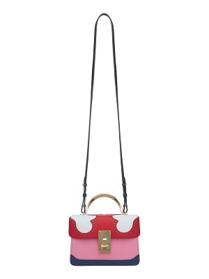 THE VOLON data alice leather top handle bag