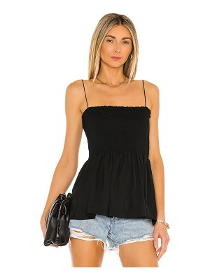 Theory bustier top