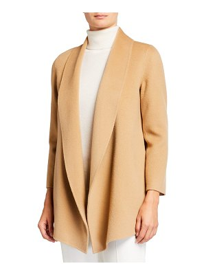 Theory Clairene Double-Face Wool-Cashmere Jacket